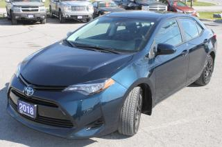 Used 2018 Toyota Corolla for sale in Carleton Place, ON