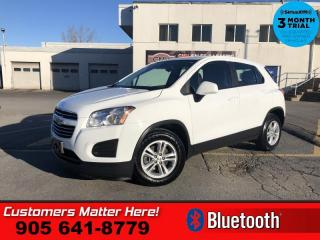 Used 2016 Chevrolet Trax LS  BLUETOOTH WIFI PWR-GRP ALLOYS for sale in St. Catharines, ON