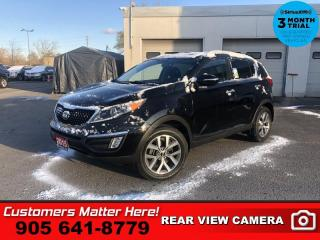 Used 2015 Kia Sportage EX  B/U-CAM P/SEAT DUAL-CLIM PARK-SENS for sale in St. Catharines, ON