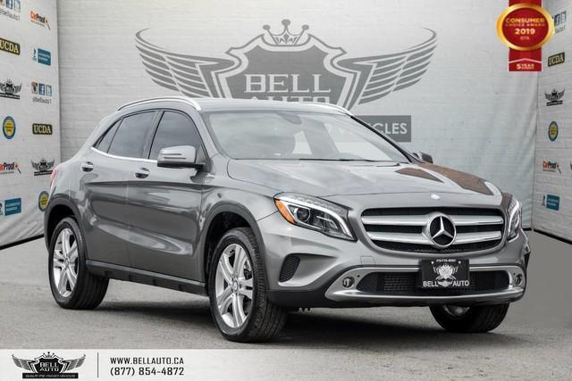 2017 Mercedes-Benz GLA GLA 250, AWD, NO ACCIDENT, NAVI, BACK-UP CAM, SENSORS