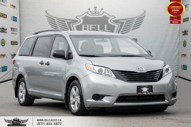 2015 Toyota Sienna 7 PASS, BACK-UP CAM, BLUETOOTH, TRACTION CNTRL