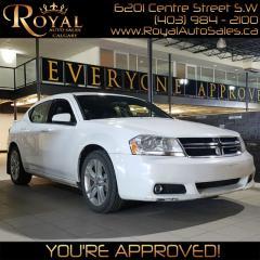 Used 2014 Dodge Avenger SXT for sale in Calgary, AB