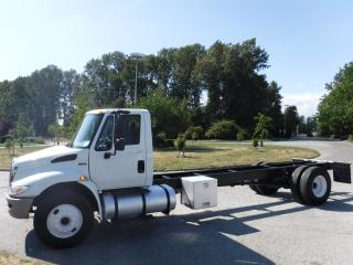 Used 2013 International 4300 DuraStar Cab and Chasis Diesel for sale in Burnaby, BC