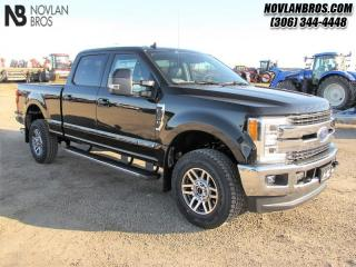 Used 2019 Ford F-350 Super Duty Lariat  - Leather Seats for sale in Paradise Hill, SK
