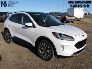 Used 2020 Ford Escape Titanium  - Titanium -  Voice Commands for sale in Paradise Hill, SK