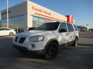 Used 2006 Pontiac Montana Sv6 FWD w/1SA for sale in Brampton, ON