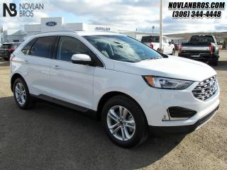 Used 2019 Ford Edge SEL AWD  - Heated Seats -  Remote Start for sale in Paradise Hill, SK