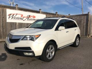 Used 2011 Acura MDX Tech pkg for sale in Stittsville, ON