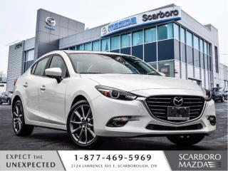 Used 2018 Mazda MAZDA3 GT|TECH PACKAGES|NAVI|SUN ROOF for sale in Scarborough, ON