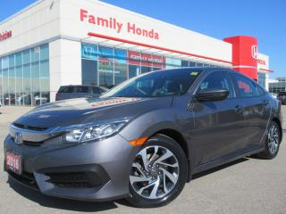 Used 2016 Honda Civic EX | ECO MODE | BACK UP CAMERA | for sale in Brampton, ON