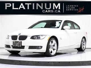 Used 2009 BMW 3 Series 335i xDrive, PREMIUM, SPORT, WOOD, PADDLE, SUNROOF for sale in Toronto, ON