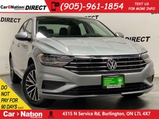 Used 2019 Volkswagen Jetta 1.4 TSI Highline| LEATHER| SUNROOF| for sale in Burlington, ON