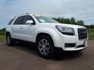 Used 2016 GMC Acadia SLT AWD for sale in Summerside, PE