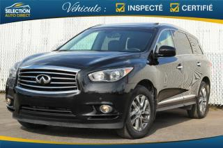 Used 2015 Infiniti QX60 Traction intégrale, 4 portes for sale in Ste-Rose, QC