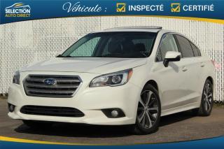 Used 2016 Subaru Legacy 3.6R groupe Limited berline 4 portes CVT for sale in Ste-Rose, QC