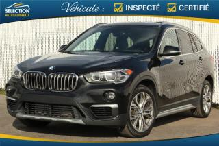 Used 2016 BMW X1 xDrive28i 4 portes TI for sale in Ste-Rose, QC