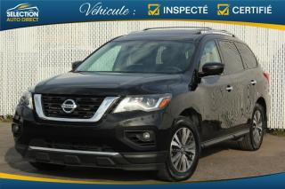 Used 2017 Nissan Pathfinder SL AWD for sale in Ste-Rose, QC