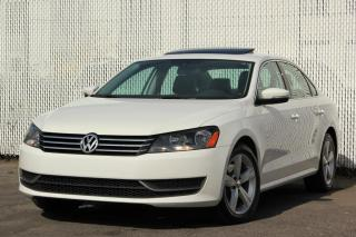 Used 2015 Volkswagen Passat 1.8 TSI Comfortline berline 4 portes BM for sale in Ste-Rose, QC