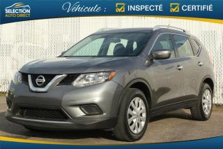 Used 2015 Nissan Rogue S FWD for sale in Ste-Rose, QC