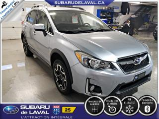 Used 2016 Subaru XV Crosstrek 2.0i Touring Awd for sale in Laval, QC
