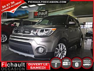 Used 2017 Kia Soul EX for sale in Châteauguay, QC