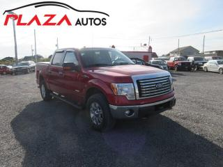 Used 2012 Ford F-150 4WD SuperCrew 145  XLT for sale in Beauport, QC