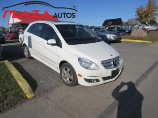 Used 2010 Mercedes-Benz B200 4dr HB B200 for sale in Beauport, QC