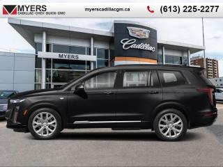 Used 2020 Cadillac XT6 Premium Luxury  - Sunroof - Heated Seats for sale in Ottawa, ON