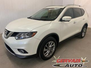 Used 2015 Nissan Rogue SL AWD GPS Cuir Toit Panoramique MAGS Bluetooth for sale in Trois-Rivières, QC