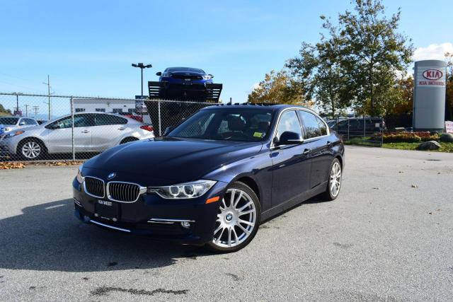 2015 BMW 328 d xDrive AC/ROOF/LEATHER/PL/PW/CD/