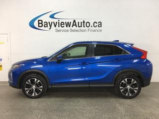 Used 2019 Mitsubishi Eclipse Cross ES - AWD! HTD SEATS! REVERSE CAM! ALLOYS! for sale in Belleville, ON