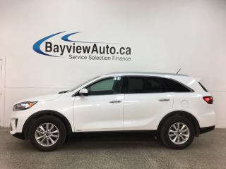 Used 2019 Kia Sorento 2.4L EX - 7 PASS! AWD! HTD LEATHER! REVERSE CAM! for sale in Belleville, ON