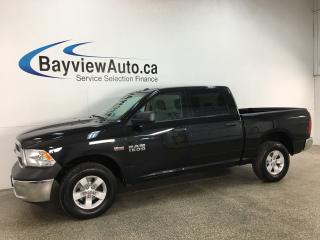 Used 2017 RAM 1500 ST - V8! 4X4! HITCH! FULL PWR GROUP! for sale in Belleville, ON