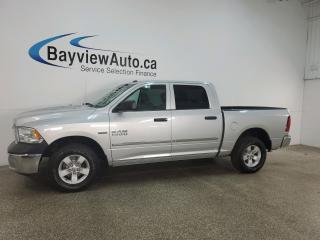 Used 2017 RAM 1500 ST - 4X4! V8! HEMI! FULL PWR GROUP! for sale in Belleville, ON