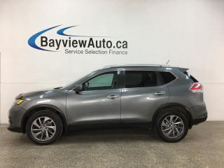 Used 2016 Nissan Rogue SL Premium - AWD! for sale in Belleville, ON