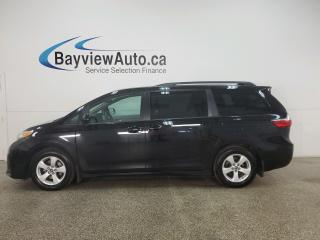 Used 2019 Toyota Sienna LE 8-Passenger - 8PASS! PWR DOORS! REVERSE CAM! FULL PWR GROUP! + MORE! for sale in Belleville, ON