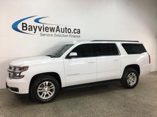 Used 2018 Chevrolet Suburban LS - 4X4! 8PASS! ALLOYS! PWR GROUP! for sale in Belleville, ON