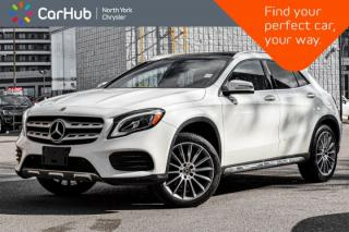 Used 2018 Mercedes-Benz GLA GLA 250 4MATIC|AMG-Style.Memory.KeyLess.Pkgs|Pano.Sunroof| for sale in Thornhill, ON