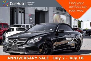 Used 2016 Mercedes-Benz E-Class E 400.AMG-Style.Sports.Memory.Pkgs.H/K Audio.Navi.18