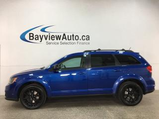 Used 2015 Dodge Journey SXT - 7PASS! PUSH START! DVD! 3 ZONE CLIMATE! PWR GROUP! + MORE! for sale in Belleville, ON