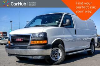 Used 2017 GMC Savana Cargo Van Pwr windows|Pwr Locks|Air Conditioner|AM/FM for sale in Bolton, ON