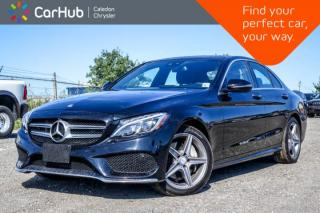 Used 2017 Mercedes-Benz C-Class C 300|4Matic|Navi|Pano Sunroof|Bluetooth|Blind Spot|Keyless|Heated Front Seats|17