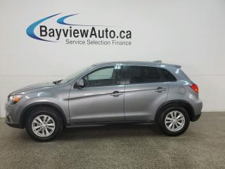 Used 2019 Mitsubishi RVR SE - AWD! ALLOYS! PWR GROUP! for sale in Belleville, ON