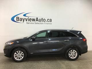 Used 2019 Kia Sorento 2.4L LX - AWD! HTD SEATS! REVERSE CAM! PWR GROUP! + MORE! for sale in Belleville, ON