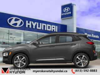 Used 2020 Hyundai KONA 2.0L Luxury AWD  - $176 B/W for sale in Kanata, ON