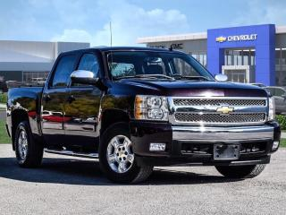Used 2008 Chevrolet Silverado LT Crew Cab for sale in Markham, ON