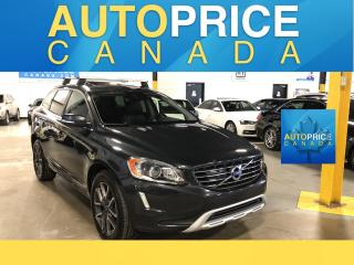 Used 2016 Volvo XC60 T5 Special Edition Premier NAVIGATION|PANOROOF|LEATHER for sale in Mississauga, ON