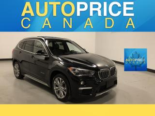 Used 2017 BMW X1 xDrive28i HEADS UP DISPLAY|NAVIGATION|MOONROOF for sale in Mississauga, ON