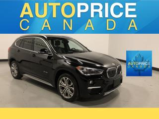 Used 2018 BMW X1 xDrive28i PANOROOF|LEATHER|REAR CAM for sale in Mississauga, ON