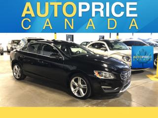 Used 2016 Volvo S60 T5 Special Edition Premier NAVIGATION|AWD|MOONROOF for sale in Mississauga, ON
